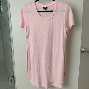 Mossimo Supply Co. - Blush Pink T-shirt / Tunic